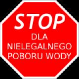 Woda stop